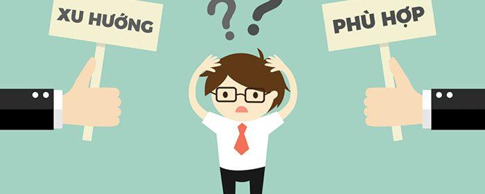 Để có công việc phù hợp với bản thân bạn nên tham khảo một số xu hướng chọn nghề của giới trẻ